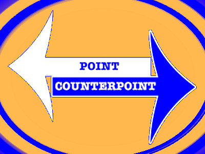 SDBB - Point-CounterPoint Logo